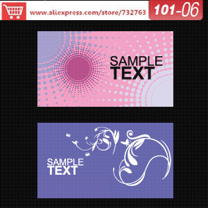 Aliexpress.com : Buy 0101 06 business card template for make your ...