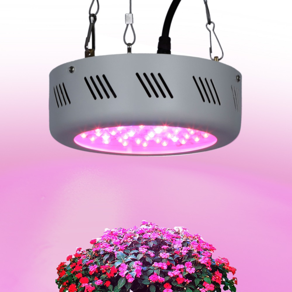 Bottom Price 9 Bands 138w UFO Led Grow Light Full Spectrum High quality hydroponic lighting Plant Lamp US/DE/AU/CA Stock