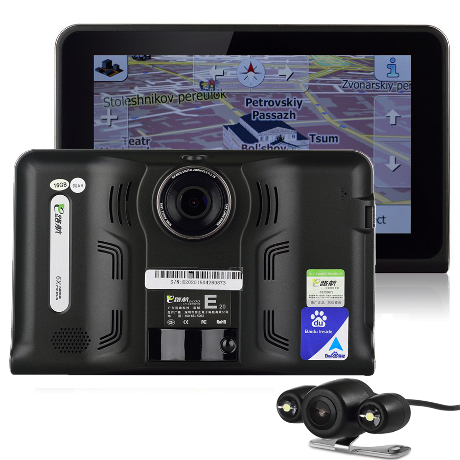 Udrive 7 inch GPS DVR Android Car Truck s