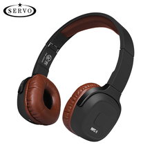 Upgraded Wireless Bluetooth Headphones HiFi Sport Headset Earphone with Microphone NFC App Pedometer Earbud Case for Phone PC