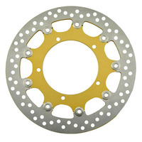 Motorcycle Front Brake Disc Fit For YAMAHA R1 YZF R1 1000 YZFR1 2007 2008