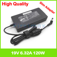 19V 6.3A 120W AC laptop adapter power supply for Toshiba Satellite P300 P305D P35 P500 P505D P70 P75 P770D P775 charger