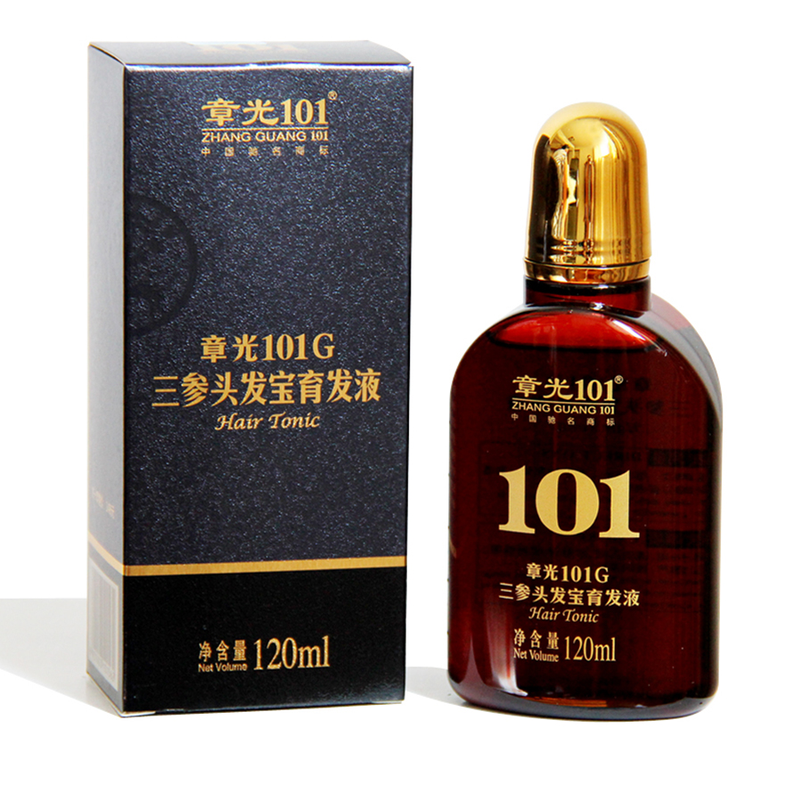 Zhangguang 101G Hair Tonic Hair Treatment Essence Regrowth Chinese medicine therapy anti hair loss powerful hair growth product