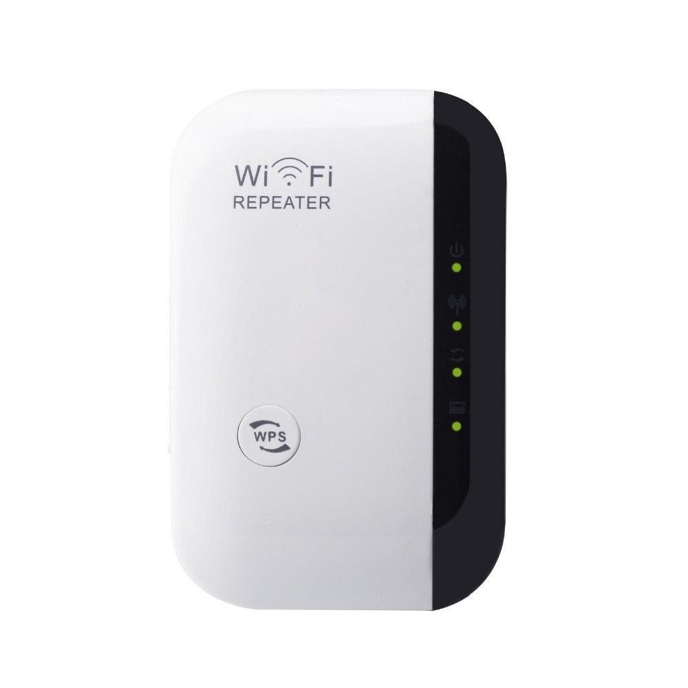 Беспроводной-n WI-FI повторителя 802.11N/B/G сеть Wi-Fi Маршрутизаторы 300 Мбит/с Диапазон Expander усилитель сигнала extender WI-FI AP WPS Шифрование