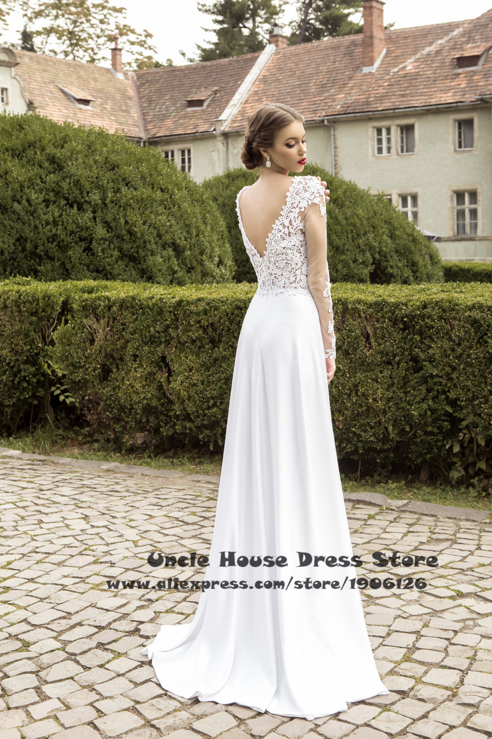white wedding dress your right choice simple white wedding dresses White Wedding Dress Your Right Choice