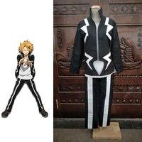 Anime Boku no Hero Academia Cosplay My Hero Academia Kaminari Denki Cosplay Costume