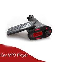 High Quality NEW Wireless Bluetooth Car Kit MP3 Player FM Transmitter W SD MMC Port