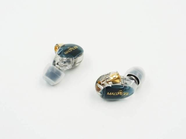 Magaosi K3 BA 3 Armature équilibrée MMCX détachable HiFI dans loreille écouteur IEMs