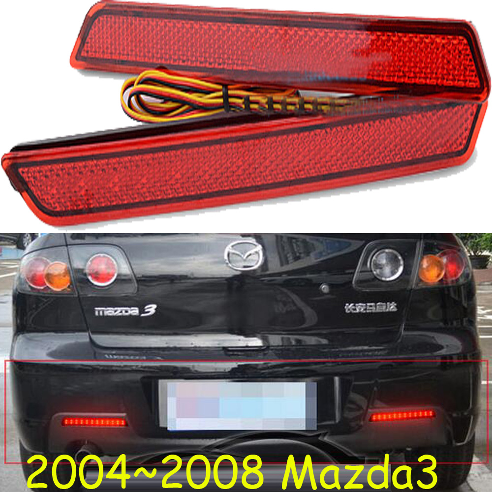 Mazd3 breaking light,For Sedan car use!2004~2008,Free ship!LED,Mazd3 rear light,LED,2pcs/set,Mazd3 taillight; axela,CX-5 mazd6 atenza taillight sedan car 2014 2016 free ship led 4pcs set atenza rear light atenza fog light mazd 6 atenza axela cx 5