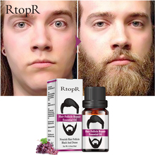 Charming Pro Natural Men Groomed Beard Moustache Essential Oil Moistur
