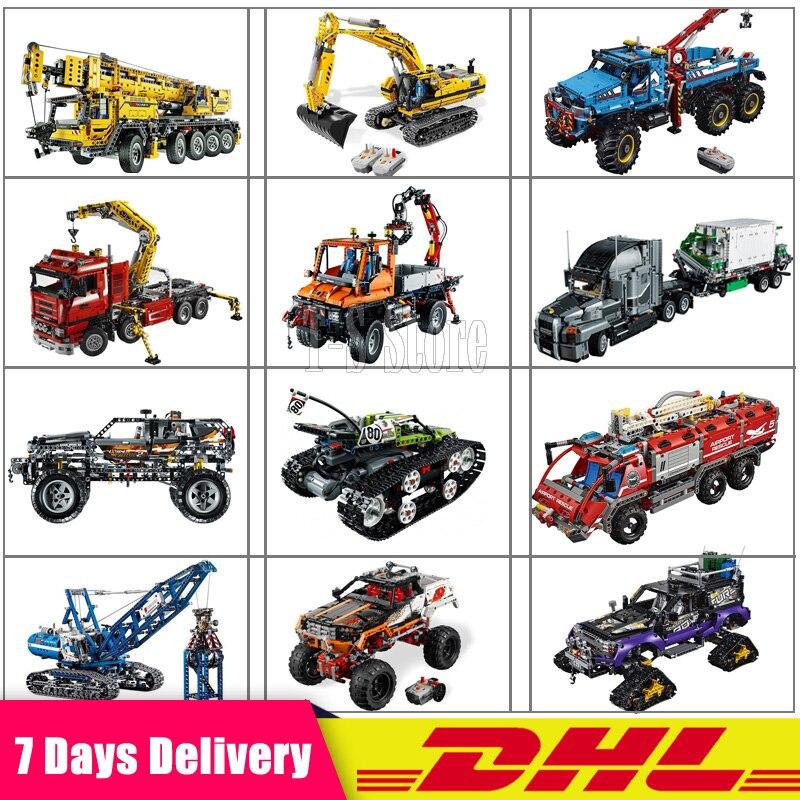DHL LEPIN Technique 20004 20005 20009 20010 20011 20012 20013 20014 20019 20087 23018 20021 20022 20023 20030 blocs de construction