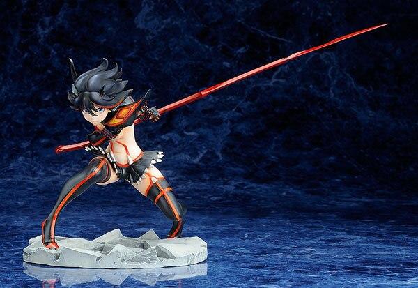 KILL la KILL Figure Killer Matoi Ryuuko 15cm PVC Action Figure Doll Toys Kids Gift Brinquedos