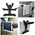 Universal asiento trasero reposacabezas del vehículo del coche giratoria titular de montaje para ipad/all soporte de la tableta pc/gps/tv/dvd envío gratis