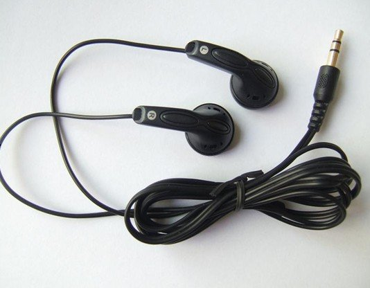 5PCS Free shipping For New HS-030 2010 top quality High-Definition Black Headphones