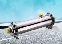 מחיר מפעל EIREE 500L/H דיוק סינון מסנן מים UF הוא 0.01-0.001 מיקרון עם קרום UF