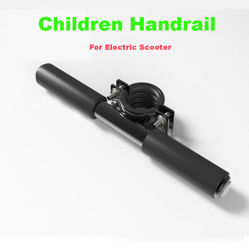 Ninebot Electric Scooter Child Handle ES2 Scooter Children Handrail Ninebot ES2 Skateboard Child Armrest with Protection Pad