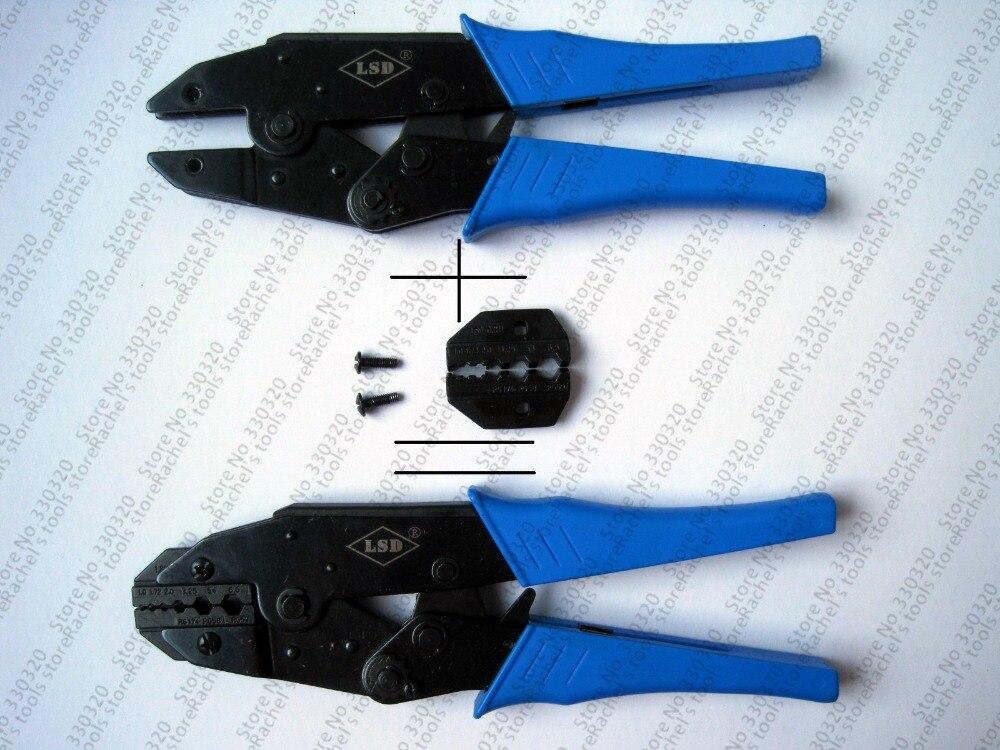 Zangen Ls Serie Handpresswerkzeuge Für Crimpen Terminals Waren Des TäGlichen Bedarfs Werkzeuge