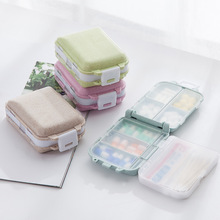 Portable Folding Pill Box…