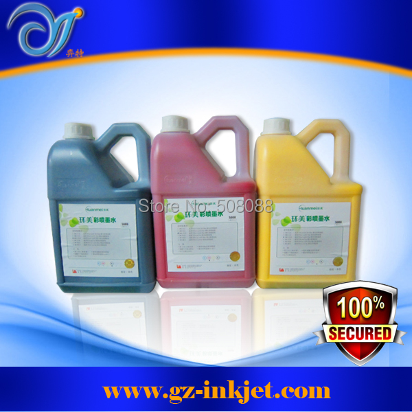 2013 hot sale !!Xaar 126 solvent ink for your choice