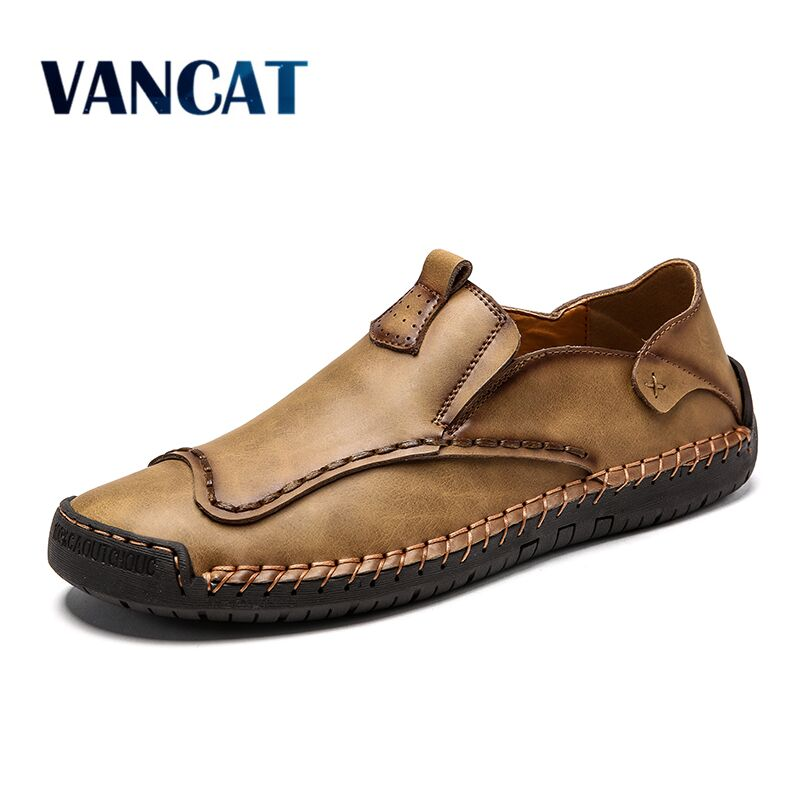 2019 New Comfortable Casual Shoes Loafers Men Shoes Genuine Leather Handmade Leather Shoes Men Flats Moccasins Shoe Big size 482019 New Comfortable Casual Shoes Loafers Men Shoes Genuine Leather Handmade Leather Shoes Men Flats Moccasins Shoe Big size 48