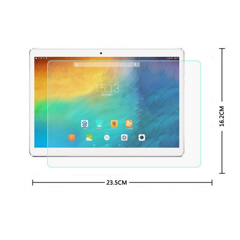 HD Ultra Thin Front Premium Tempered Glass <font><b>Screen</b></font> Guard Protector Film For <font><b>Teclast</b></font> <font><b>A10S</b></font> 10.1