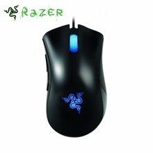 Razer Deathadder 3500 DPI 3,5G Verbesserte Infrarot-sensor Gaming Maus rechtshänder Design Egonomic Maus Niedrigsten Preis