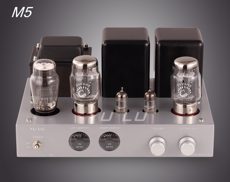 Boyuu Yulu M5 KT88 Tube Amplifier HIFI EXQUIS Single-End Integrated Amp