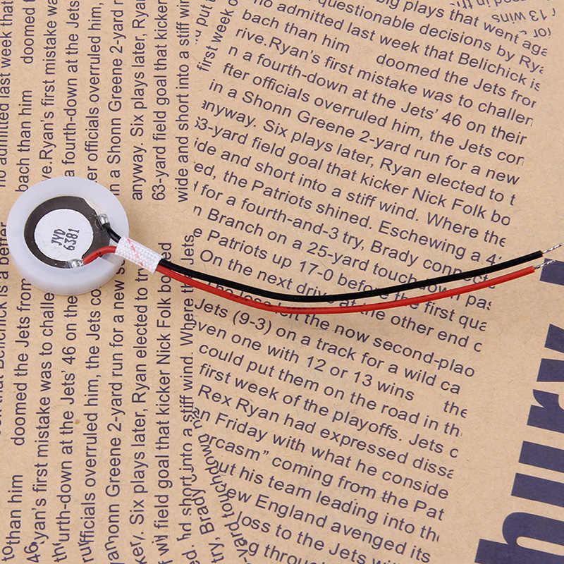 1 cái D20mm Gốm Tạo Độ Ẩm Siêu Âm Phun Đầu Dò Mist Maker