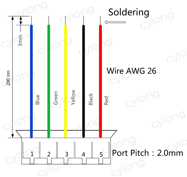 5 Pin Wiring Diagram Camera Wiring Diagram