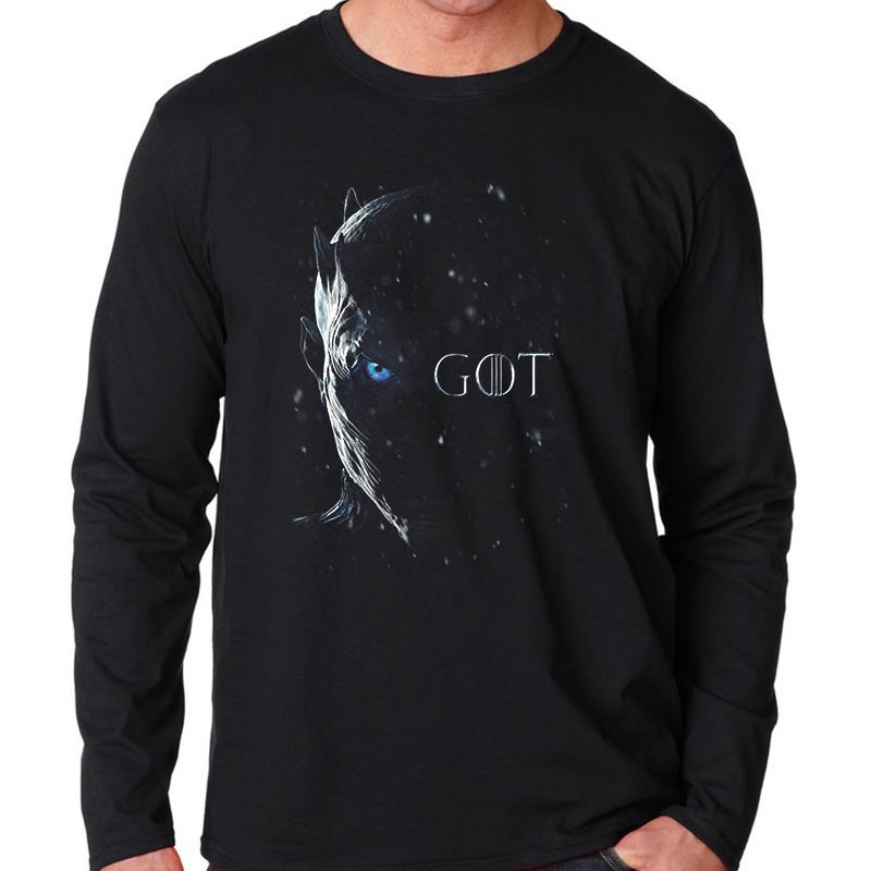 Night King Game Of Thrones T Shirt: High Q Unisex Game Of Thrones Night's King T Shirt The