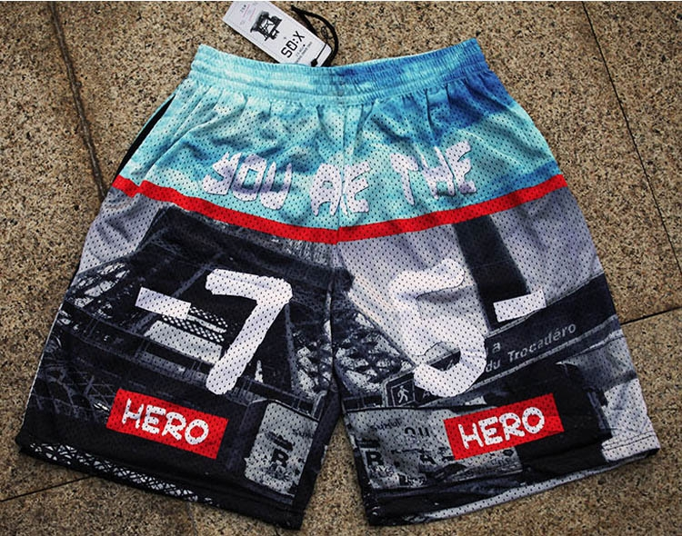 XXL-8XL Plus Size Brand Shorts Men Loose Beach Hiphop Shorts With Elastic Waist XXL XXXL 4XL 5XL 6XL 7XL 8XL