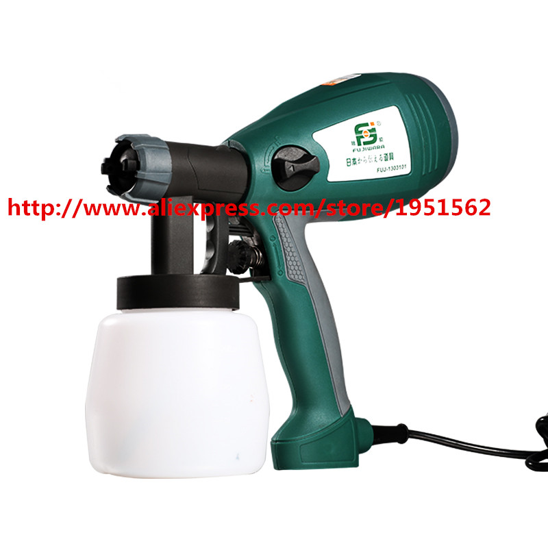 emulsion paint spray gun