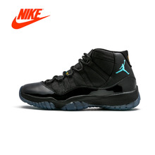 more photos ea4fd aa916 Nuovo Arrivo originale Autentico NIKE Air Jordan 11 Retro Leggenda Blu AJ11  Mens Scarpe Da Basket