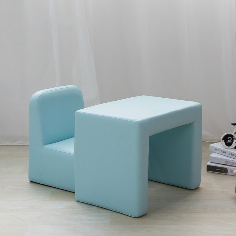 Astounding 15 Childrens Study Table And Chair Sofa Seat Combination Pabps2019 Chair Design Images Pabps2019Com