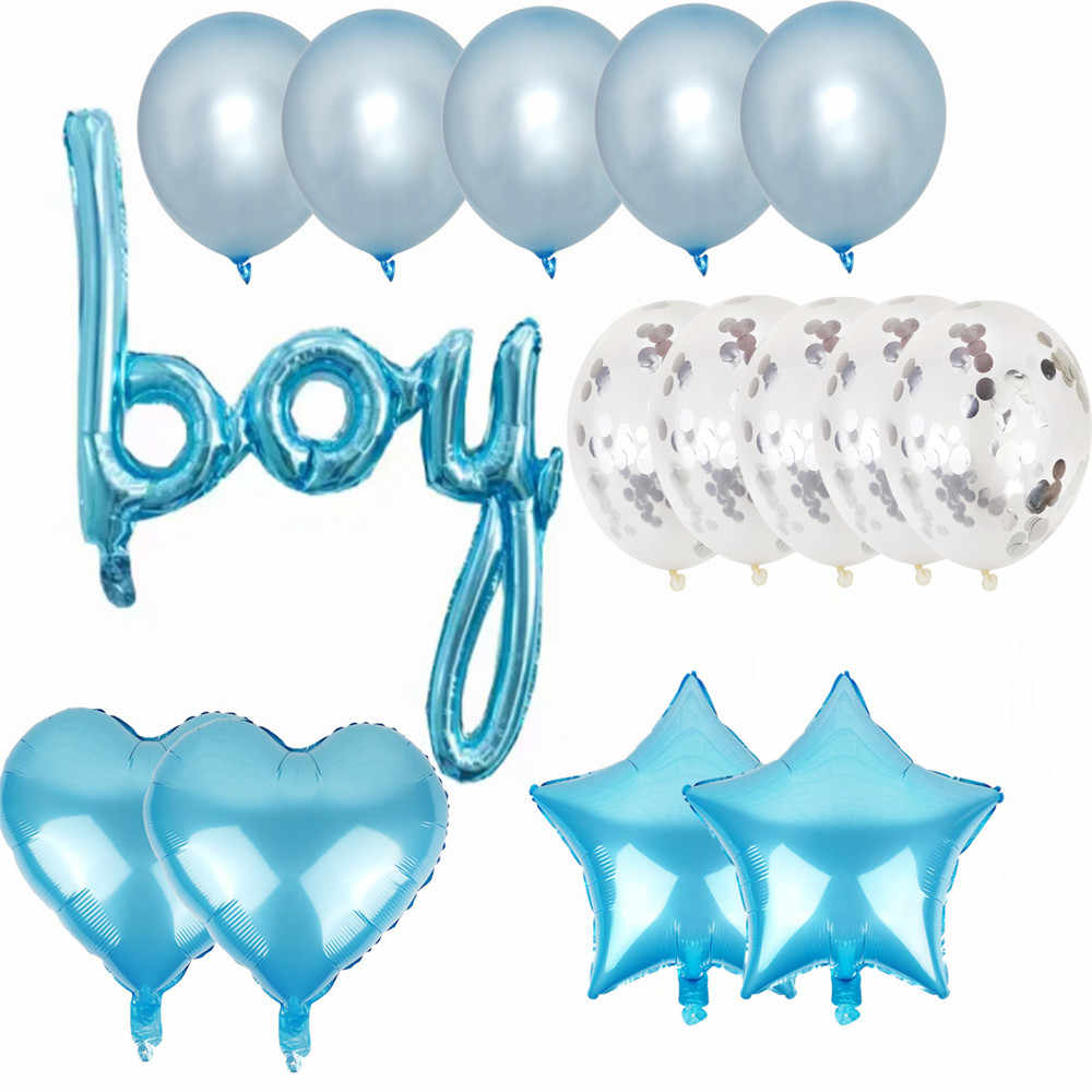 Cartoon Hat Boy or Girl Sex Reveals Aluminum Balloon, Alphabet Balloon Suit, Gender Reveal Party Decoration Balloon hat