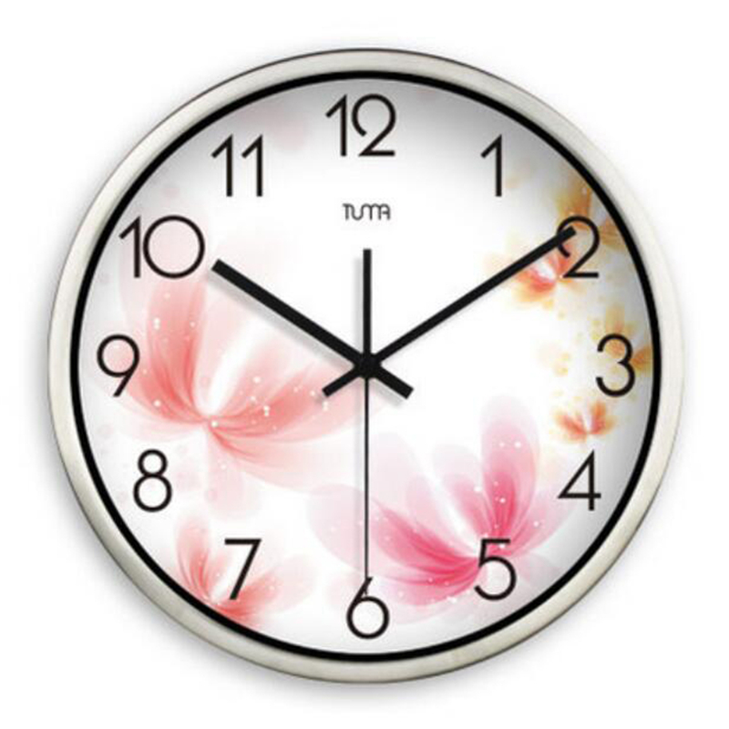Popular beautiful wall clocks buy cheap beautiful wall for Plaque decorative murale