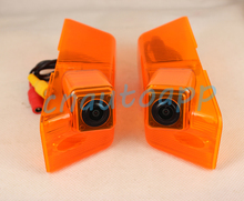 Rear View Mirror Camera Car Side Camera CCD For Mercedes-Benz Sprinter (one pair:left side and right side)