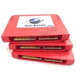 Original NEUE-ALLE-IN-1 SEGA SATURN Pseudo KAI Spiele Verwendet Karte mit Direkte lesen 4M beschleuniger funktion 8MB speicher
