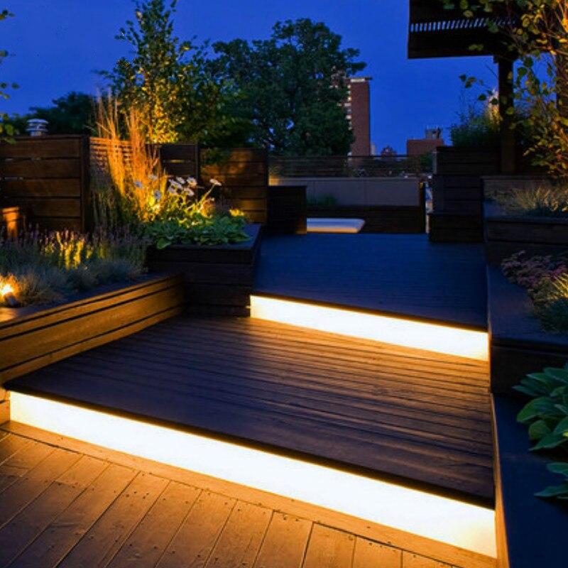 Us 10 92 16 Off J Smd5050 Led Strip Waterproof 220v Christmas Deals Neon Light Lighting Strips Room Lamp Night Garden Decoration In
