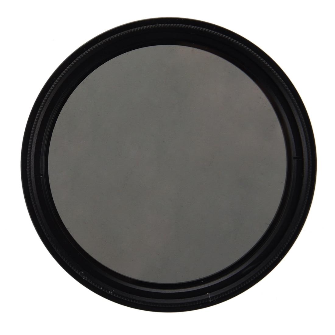 52mm Adjustable Neutral Density ND Fader Filter ND2 ND4 ND8 to ND400