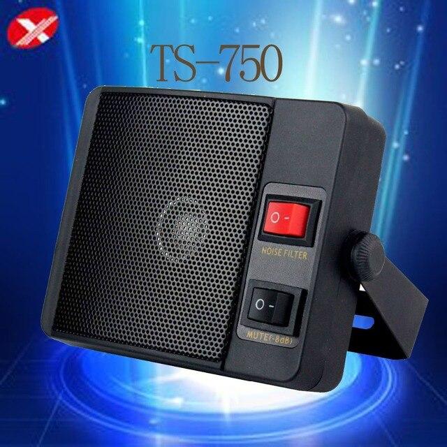 Алмаз TS-750 ПОДВИЖНОЙ РАДИОСВЯЗИ Внешней Связи Спикер TS750 для Алмазный ICOM автомагнитолы KT8900 tyt th-9800