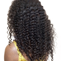 CARA Deep Wave Brazilian Virgin Hair 100 Human Hair Weaving Natural Color 10 28