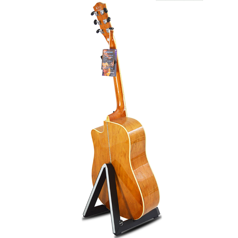 Flanger Foldable Smart Guitar Stand Alloy ABS Holder for ukulele Bass Acoustic Electric Guitar Stand Holder Floor Universal in Guitar Parts Accessories from Sports Entertainment