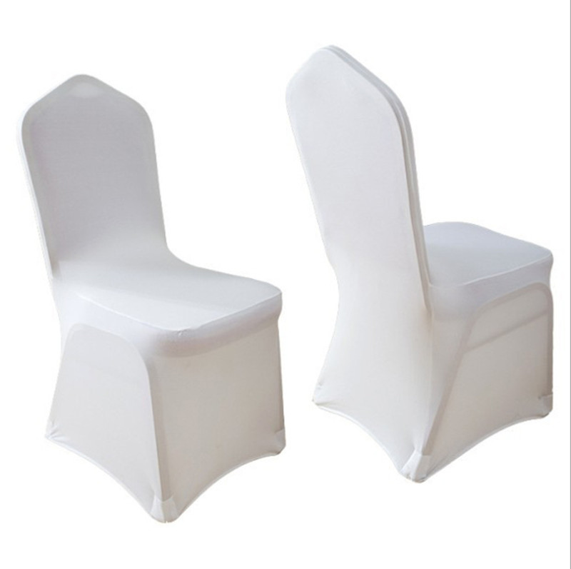 Discount 50Pcs White Wedding Party Favor Polyester