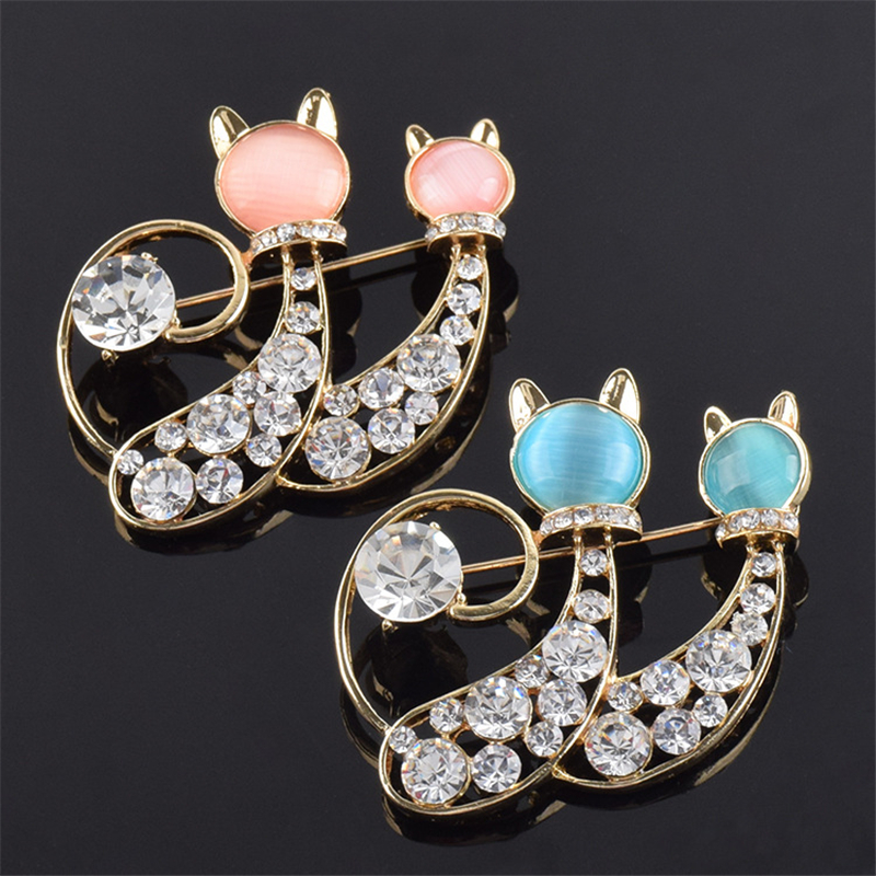 Apparel Sewing & Fabric Ranton 2018 Fashion 1 Pc Diamond Monkey Alloy Badges Funny Style High Quality Crystal Pin Brooch For Suit Clothes And Bags Arts,crafts & Sewing
