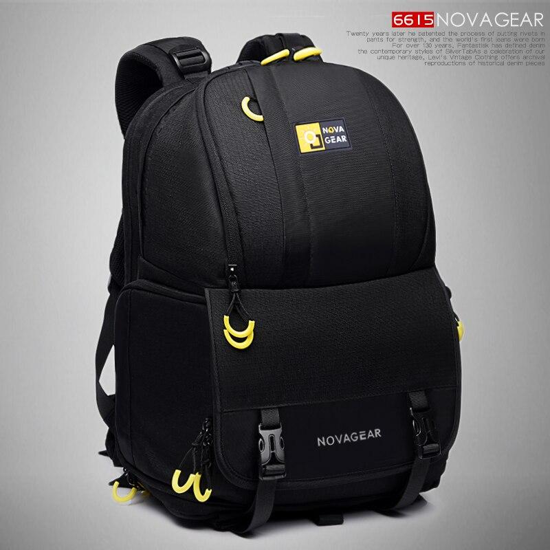 NOVAGEAR 6615 DSLR Camera Bag Photo Bag Camera Backpack Univ