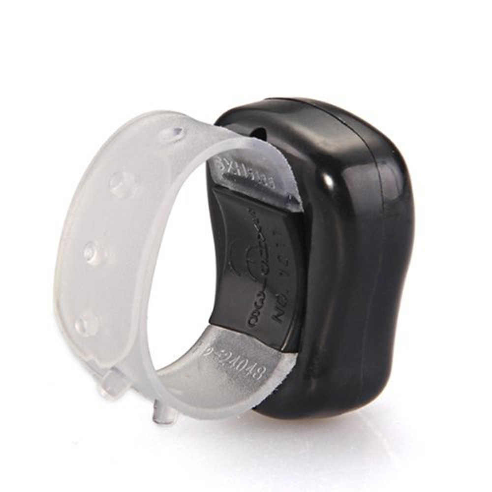 Mini 1pc marcador de Punto y Contador de fila LCD anillo de dedo Digital contador temporizador
