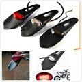 واقيات الطين الجديدة للدراجة النارية من pitbike مصباح إيقاف إضاءة الذيل الخلفي لـ ياماها YZ80 85 YZ125 250 YZ250F YZ426F 450F YZ250X