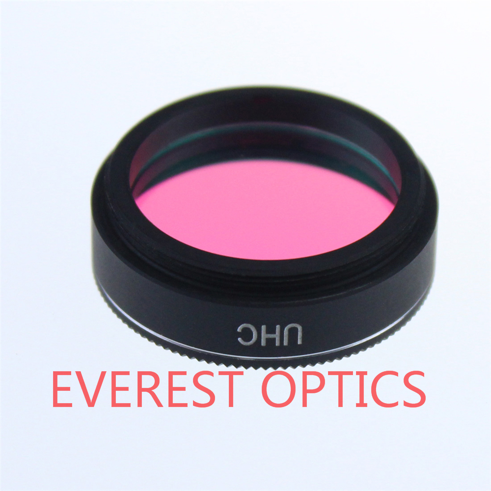 ФОТО 1.25 Inch UHC Light Pollution Reduction Telescope Filter
