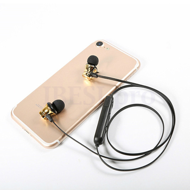 Headphone Magnetic Bluetooth Earphone Neckband